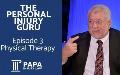 The Role of a Physical Therapist After an Injury or Accident