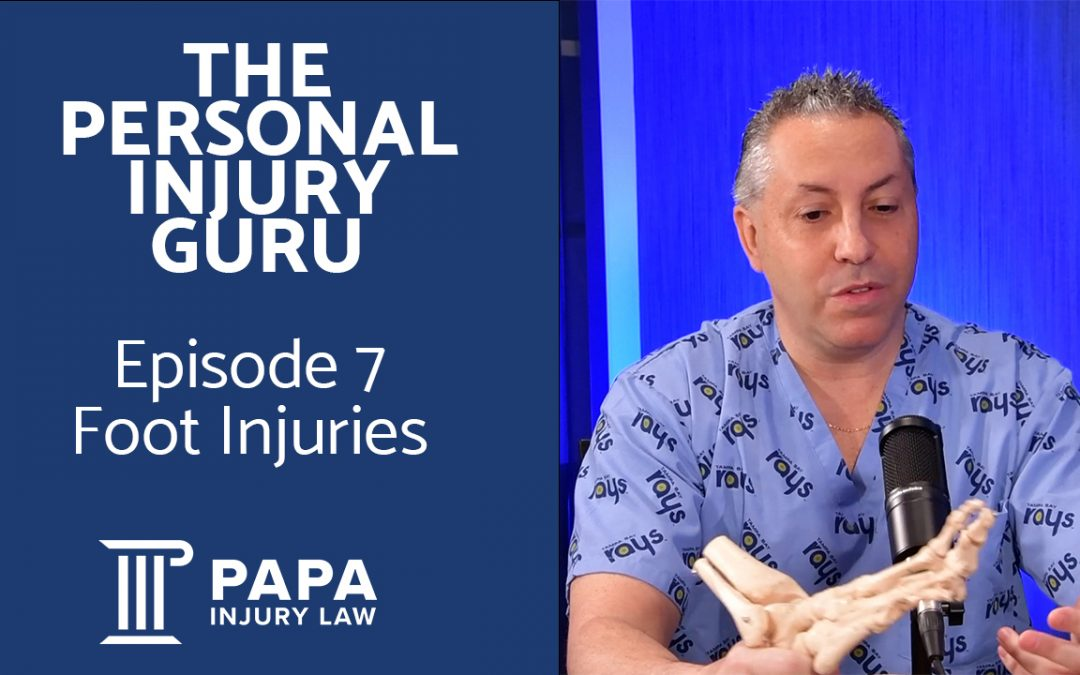 Everything You Should Know About Foot Injuries