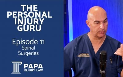 Your Inside Look at Spine Surgery After an Accident