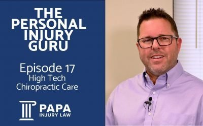 The Role of a High-Tech Chiropractor in Injury or Accident Recovery